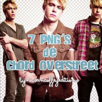 Chord Overstreet  Png by SusanCoffeyEditions