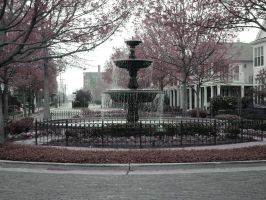 Fountain by ramblinman81