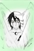 Requiescant In Pace Ulquiorra by talespirit