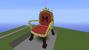 Giant Throne of Melonius by Death1098