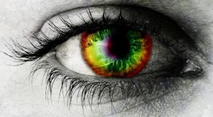 Rainbow Eye by TheThemePark
