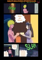 Naruto Halloween Spooktacular Pg.3 by BotanofSpiritWorld