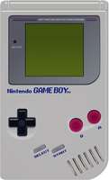 GameBoy Classic by Mee-Lin