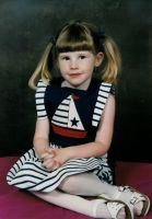 Sailor Girl by WittlePanther