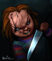 chuckie by donpaking