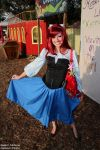 Ren-Faire: Ariel Cosplay by Figmentsmedia