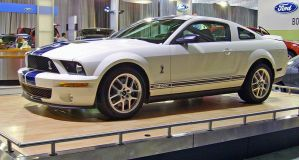 Shelby GT500 Mustang by DarkWizard83