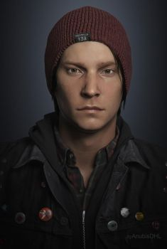 Infamous SS: Delsin by AnubisDHL