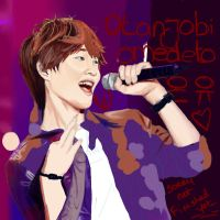 Lee jin ki : Onew : SHInee by ocecen