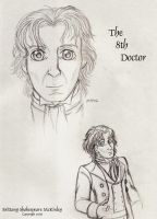 The Eighth Doctor by RoseDuelistBBSHM