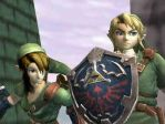 Link and Linkett by taboo19