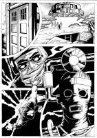The Tenth Planet Comic Page by westleyjsmith