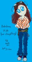 Andedonia 14ish by Animikean