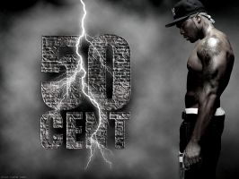 50 Cent by Lord-Iluvatar