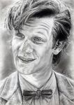 M. Smith - The Doctor by uwardnas
