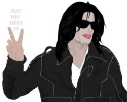 Tribute to Michael Jackson by noelseven