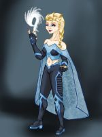 Code name: Snow Queen by WallJack47