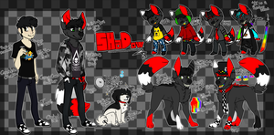 [Reference] Shadow / Dylan 2015 by XShadowstar