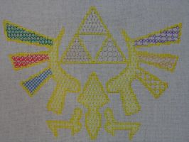 Hyrule Crest by carand88
