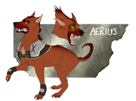 Comm: Aerius by DoctorCritical