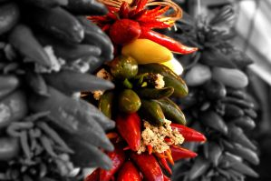 Pike Place Peppers by Caitiekabob