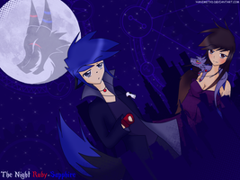 The Night Ruby Sapphire by HanimetXD
