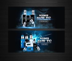 Web-banners by markkristoffer