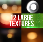 12 Large Textures by ghosttree