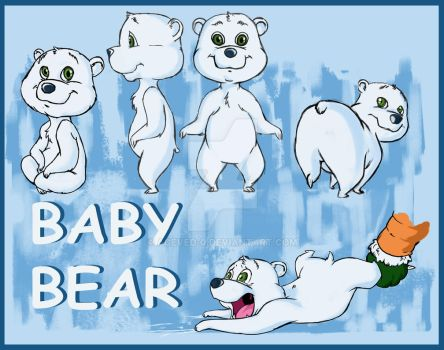 Baby Bear by Aceved-0