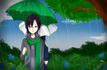 .:rain stops, good-bye:. by HimeHimeka02