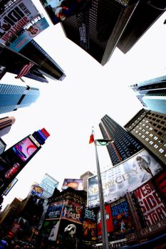 This is Times Square by madko