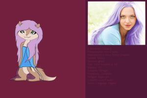 COMM: REF SHEET by Amy1Jade2Wendy3