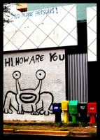 Hi How Are You by thetomconspiracy
