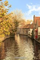Bruges View 4 by OttoMarzo
