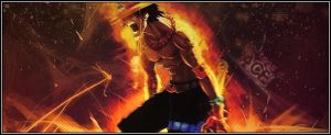 Portgas D. Ace by 9Rods