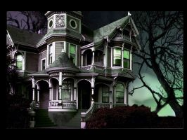 Haunted House by Nalufein