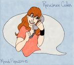 Renesmee Cullen:  Call Me, 2015 Version by MandiPope