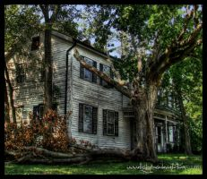 Burned Out - Exterior by ellysdoghouse