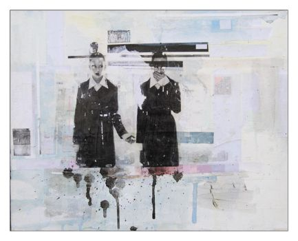 twins-painting-2007 by erkonom