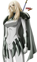 Claymore Render by Phylzz