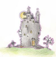 The Witches house by Spiralpathdesigns