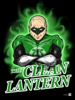 The Clean Lantern by ginger-roots