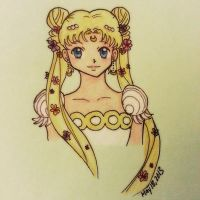 Princess Serenity by kawaii-candy-chan