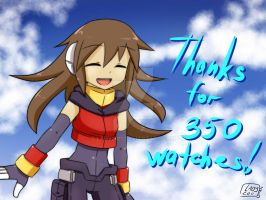 Thanks for 350 watches! by Lady2011