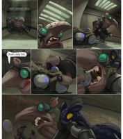 Transmissions Intercepted Page 11 by CarpeChaos