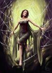 The widow by henning