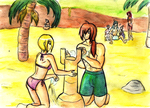 Sand and Whirlwind - GS by SailorLi