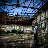 Project: Abandoned Factory 2 by MisterDedication