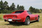 Little Red 'Vette by KyleAndTheClassics