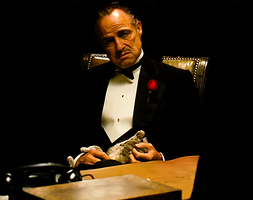 The Godfather-IlPadrino by donvito62